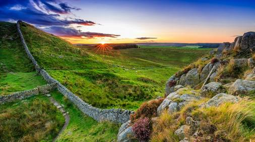 3-Night Hadrian's Wall in Northumberland