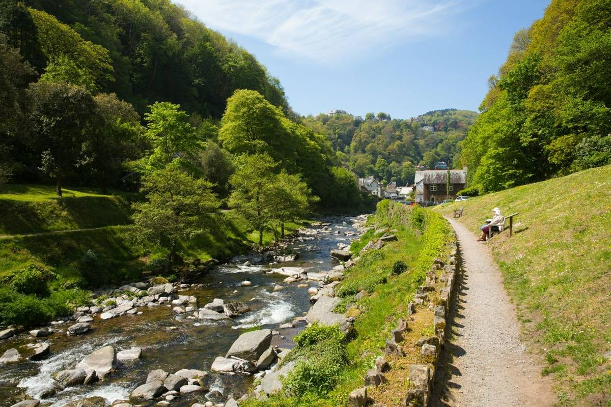 Selworthy - Exmoor - Walking with Sightseeing - AdobeStock_167798023.jpeg