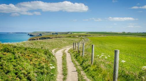 3-Night Cornwall Gentle Guided Walking Holiday