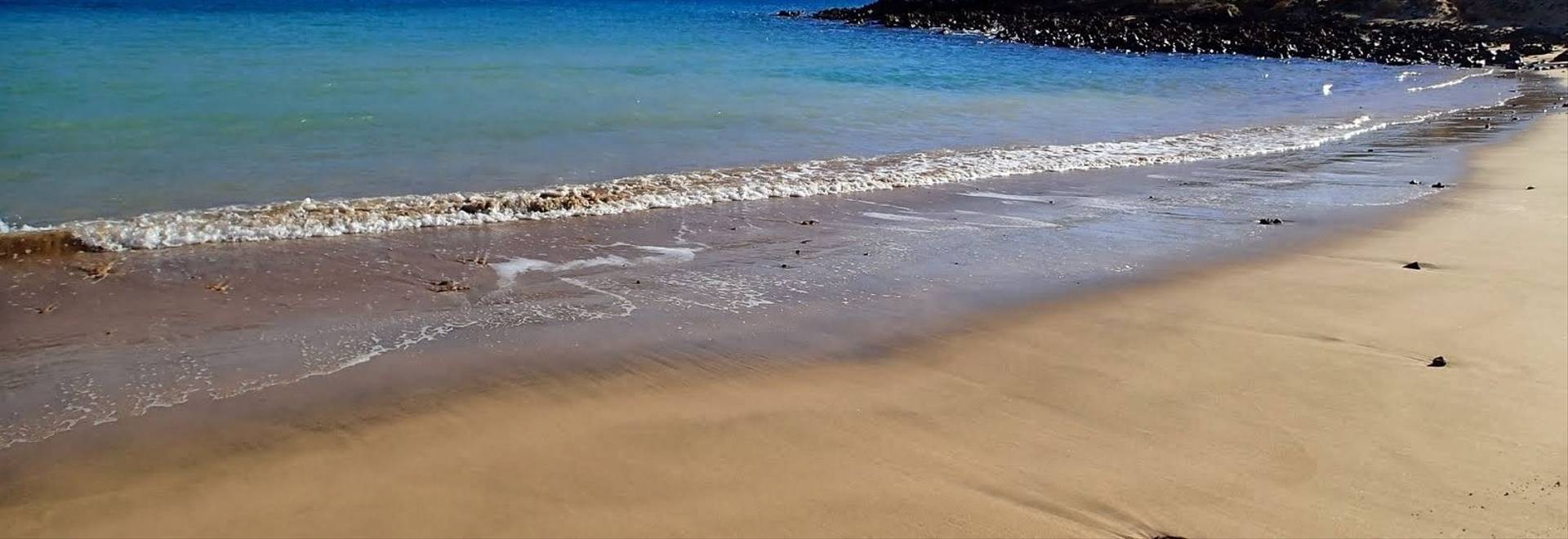 Beautiful Lanzarote Beach