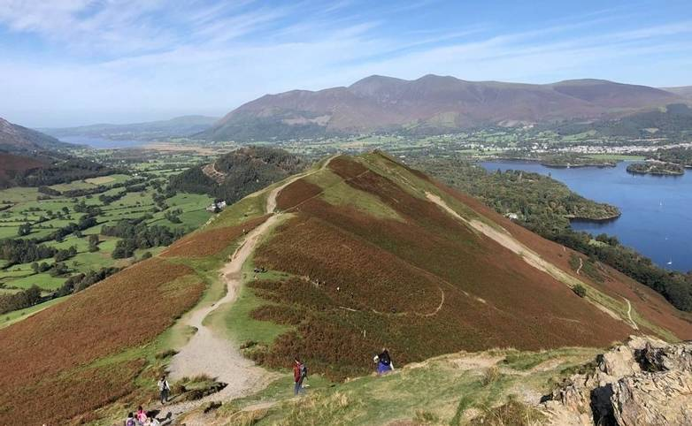 Cat Bells, Northern Lake District