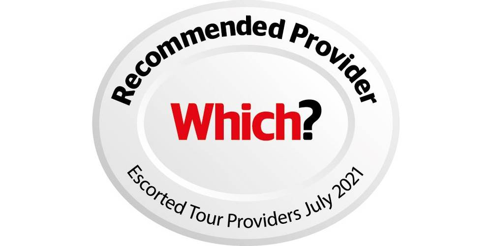 Which? Recommended Provider of Escorted Tours 2021, HF Holidays