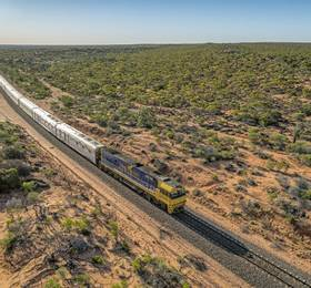 Perth - Embark Indian Pacific