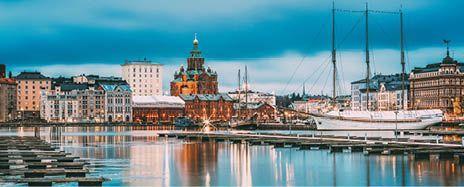 Baltic Cities Escape