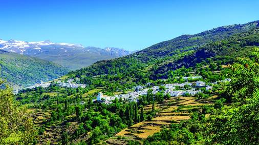 14-Night Las Alpujarras & Andalucia Guided Walking Holiday
