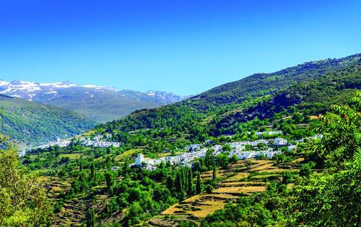 Las Alpujarras Guided Walking Holiday