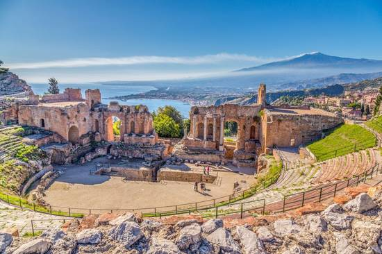 Multi Centre Holidays & Discovery Tours Sicily, Italy