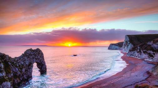 4-Night Dorset Coast Guided Walking Holiday