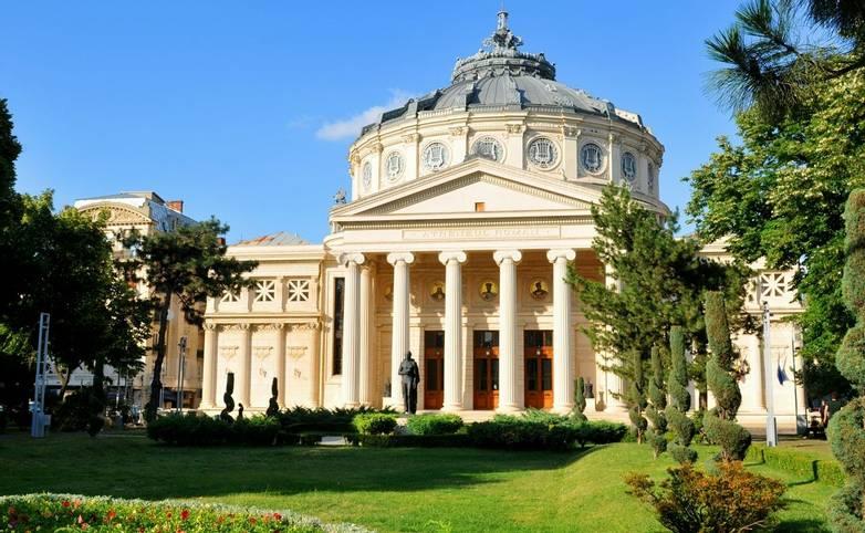 Romania - Romanian Athenaeum, Bucharest - AdobeStock_88807674.jpeg