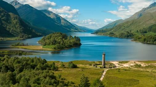 3-Night Scottish Highlands Family Self-Guided Walking Adventure