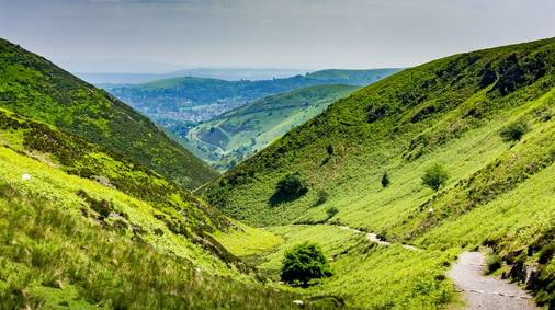 7-Night Shropshire Hills Guided Walking Holiday
