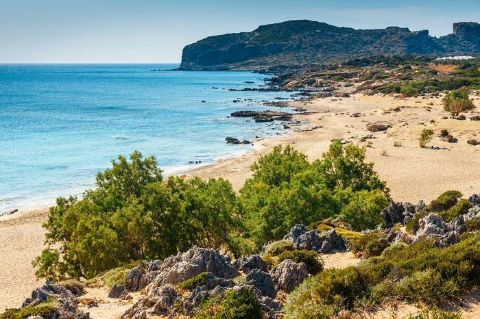 Falasarna Crete Shutterstock 1053745811