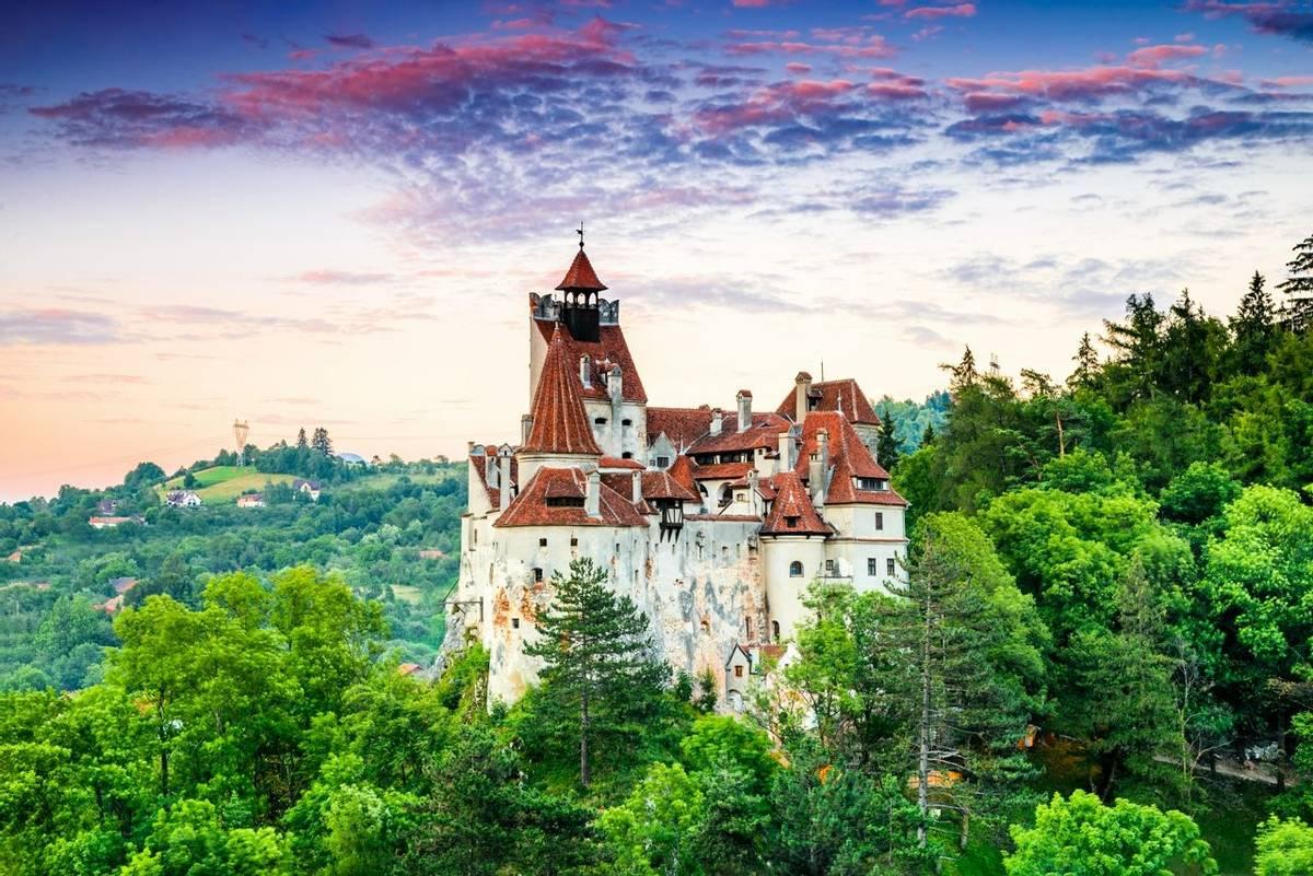 Bran Castle, Transylvania, Romania Shutterstock 682398676