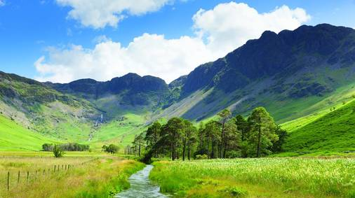Northern Lake District Wainwright Bagging Holiday - the Western Fells