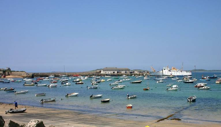 Shutterstock 2324709 St. Mary'S Harbour, Isles Of Scilly