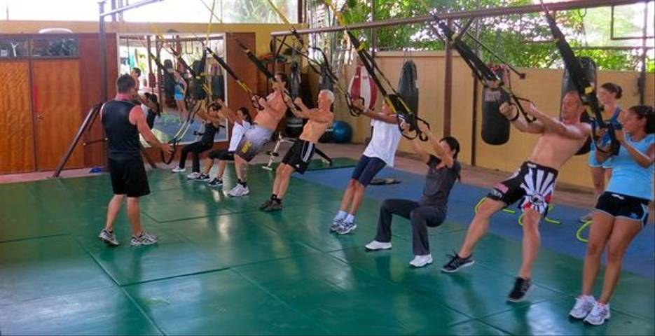 7 Benefits Of Trx Suspension Training Health And Fitness