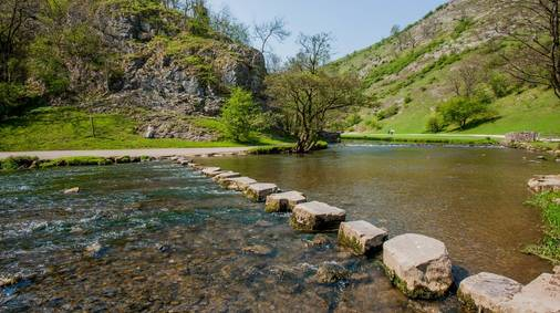 4-Night Peak District Step into Christmas Self-Guided Walking Holiday