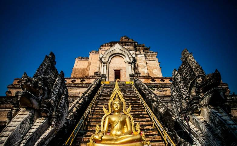 Thailand - Wat Chedi Luang, Chiangmai Temple_shutterstock 185014208 - From Agent.jpg