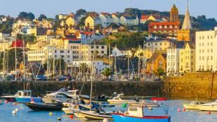Shutterstock 299053418 St. Peter Port, Guernsey