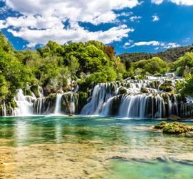 Sibenik - Krka - Vodice - Zadar