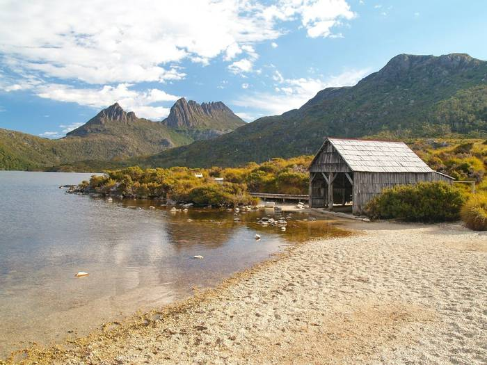 Cradle Mountain Lake St. Clair National Park