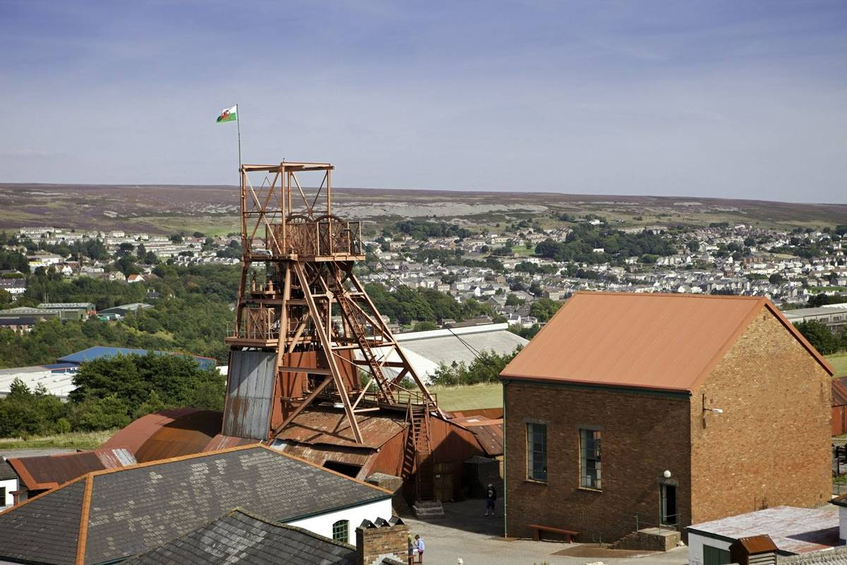 Big Pit National Coal Museum