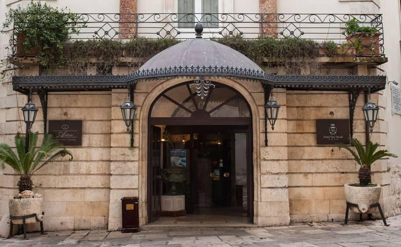 HOTEL SAN NICOLA - PUGLIA - DBC1545[1]