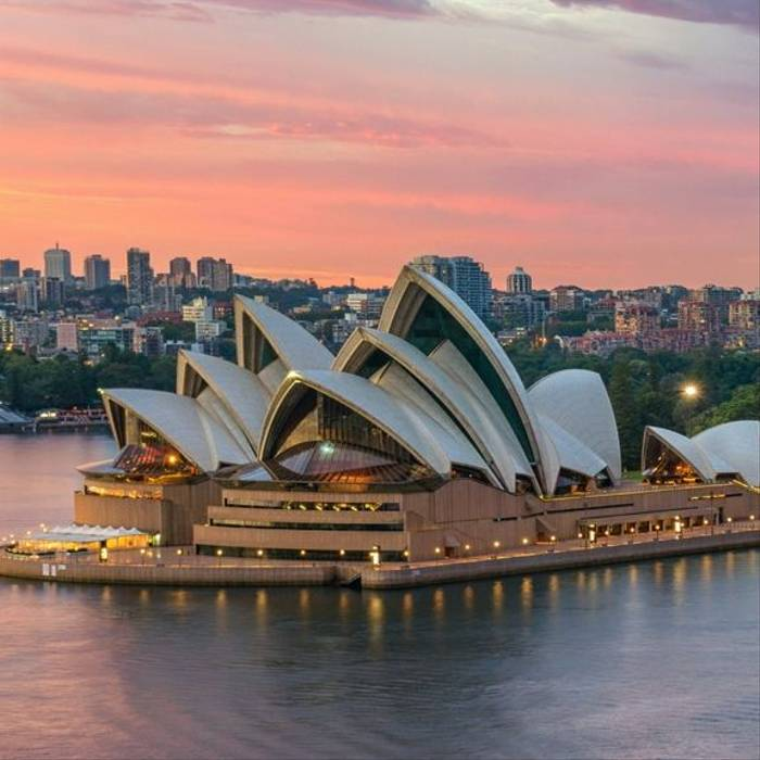 Sydney   Itinerary Desktop