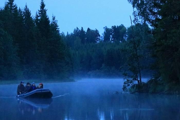 Beaver excursion (Jan Nordstrom)