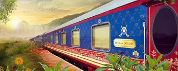 Luxury India Rail Discovery: From Tigers to the Taj Mahal