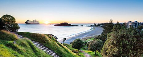 Cunard Explorer: Highlights of New Zealand