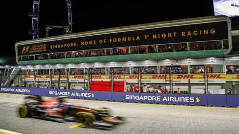Singapore Grand Prix 3