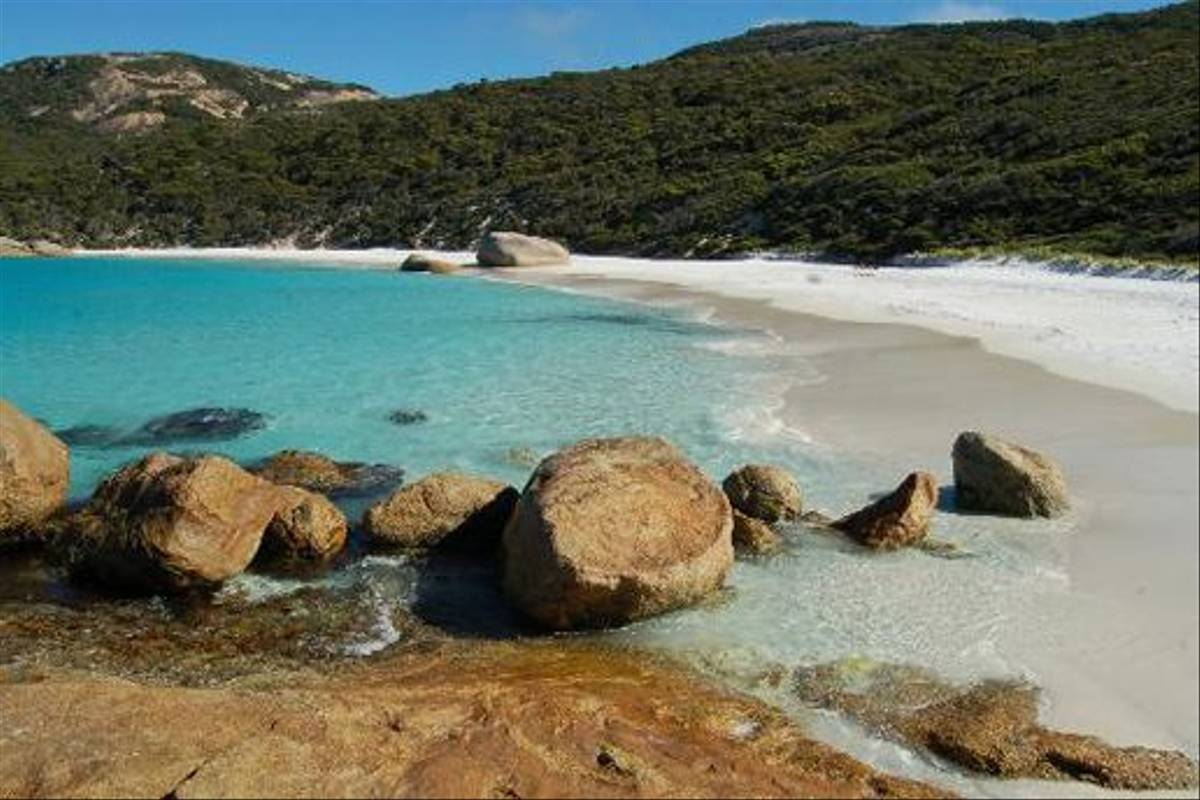 Two Peoples Bay, near Albany