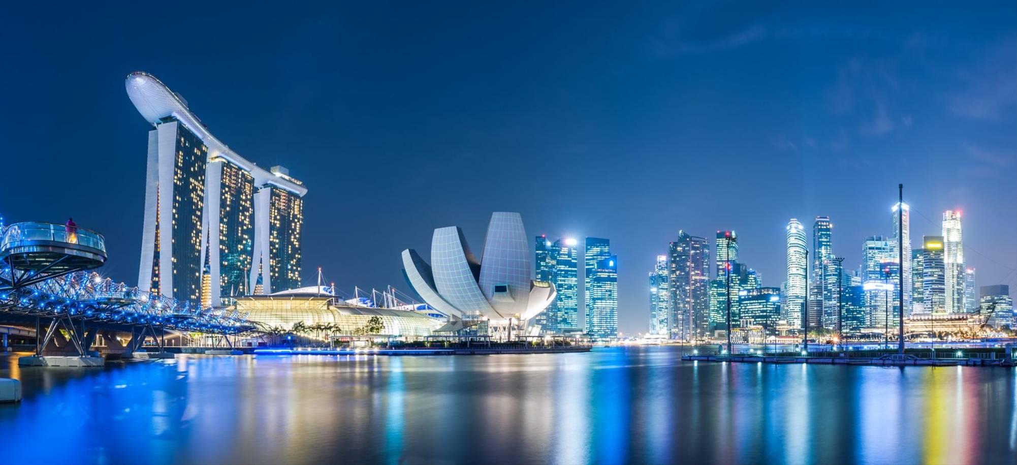 Singapore   City Skyline   Itinerary Desktop