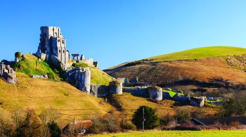 7-Night Dorset Coast Walking with Sightseeing Holiday