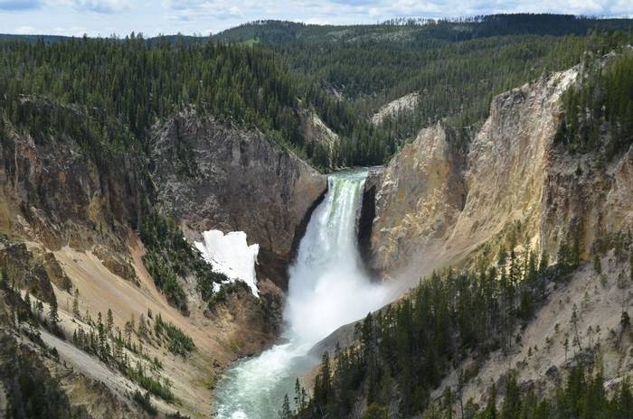 151   The Lower Falls