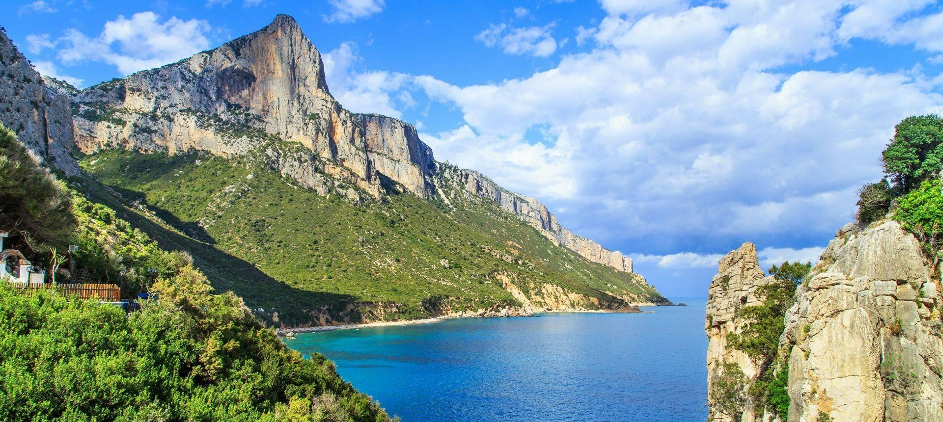Sardinia Coast Near Cala Luna Shutterstock 360450704