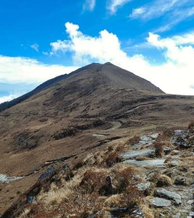 Trail to Labatama (4,050m)