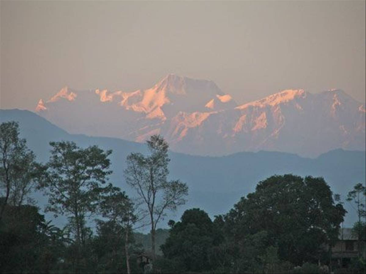 Annapurna Himal (Rachel Anderson)