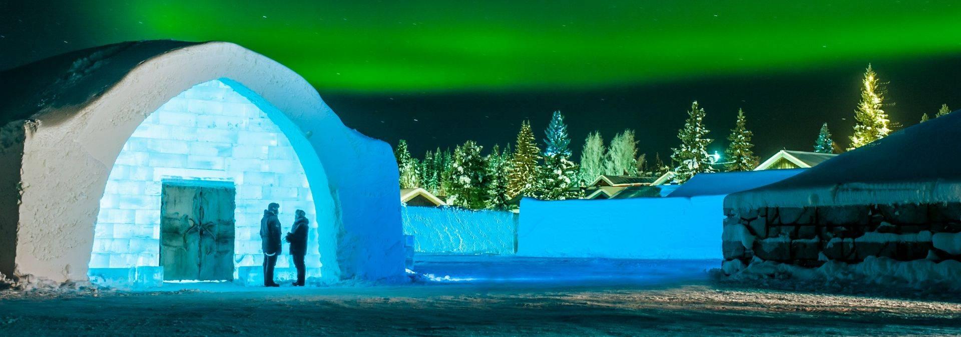 Icehotel Credit Asaf Kliger/Icehotel