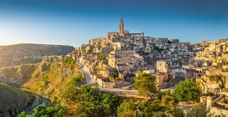 Puglia guided walking holidays, Italy