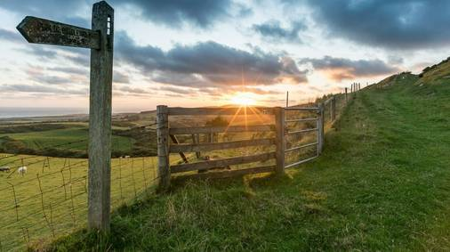 7-Night Isle of Wight Guided Walking for Solos Holiday