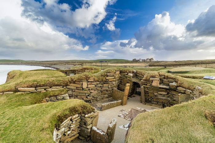 Skara Brae, Orkney, Scotland Shutterstock 779902399