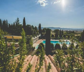 Italy - Tuscany - Hotel Albergo Palazzuolo -camera con vista piano superiore 3.jpg