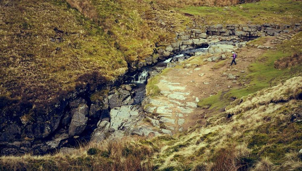 Yorkshire guided walking holiday
