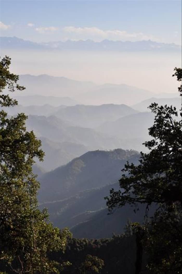 Phulchowki, Kathmandu (John Keighley)