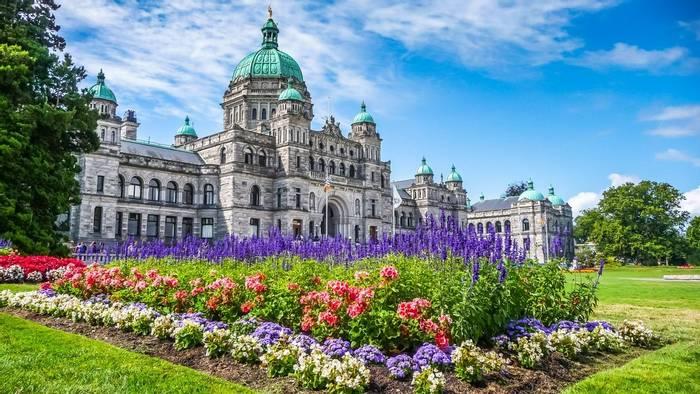 Victoria, Vancouver Island, Parliament Building shutterstock_377173666.jpg