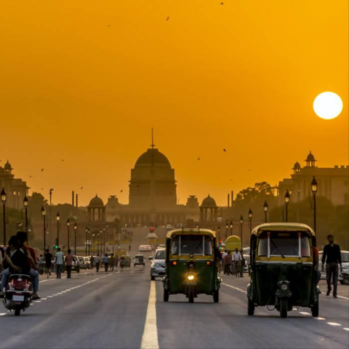 Delhi - Hotel Stay.png