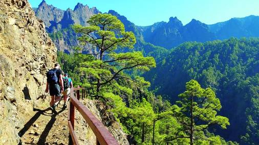 La Palma Guided Walking Holiday