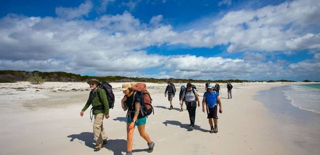 Bay of Fires Lodge Walk at Great Walks of Australia